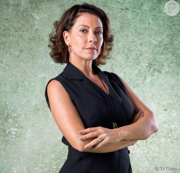 Nana (Fabiula Nascimento) descobre que Diogo (Armando Babaioff) é infértil na novela 'Bom Sucesso'
