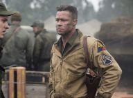 'Corações de Ferro', protagonizado por Brad Pitt, lidera as bilheterias dos EUA