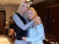 Filha exibe fotos com Caroline Bittencourt: 'Está comigo sempre, minha mãe'