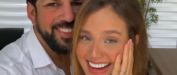 É menino! Sorocaba descobre sexo do primeiro filho no dia de seu casamento. Veja