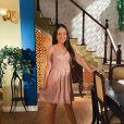 Larissa Manoela fez uma retrospectiva de sua carreira no SBT: 'Foram quase 10 anos dentro dessa casa. 4 novelas, 1 série, várias participações em programas'