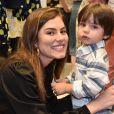 Bruna Hamú esclareceu ao Purepeople: 'Não quero expor nenhuma das partes, principalmente meu filho'