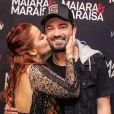 Maiara e Maraisa ganham homenagem de aniversário de Fernando Zor nesta terça-feira, dia 31 de dezembro de 2019