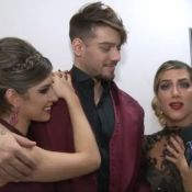 Giovanna Ewbank pede que Lucas Lucco assuma namoro com bailarina: 'Fofos juntos'