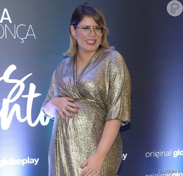 Marília Mendonça reclama de treino fitness e brinca sobre sexo nesta quarta-feira, dia 22 de janeiro de 2020