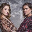Na novela 'Salve-se Quem Puder', Petra (Bruna Guerin) é reprovada pela mãe quando tenta tirar vantagem da morte da irmã, Alexia (Deborah Secco) no capítulo de terça-feira, 4 de fevereiro de 2020
