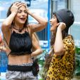 No 'BBB20', Mari Gonzalez descobre 'teste de fidelidade' e critica posicionamento de Bianca Andrade a favor dos brothers