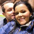 Maraisa se diverte com novo namorado na Europa!