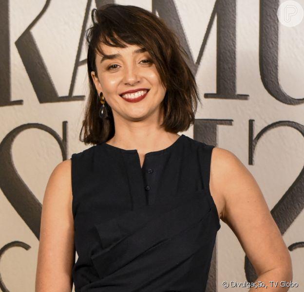 Simone Spoladore festeja torcida do público para sua Clotilde da novela 'Éramos Seis': 'Se identificam muito'