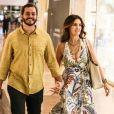 Fátima Bernardes planeja folga com namorado, Túlio Gadêlha, após o Carnaval