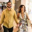 Fátima Bernardes planeja folga com namorado, Túlio Gadêlha