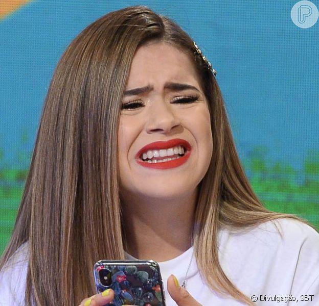 Maisa Silva denuncia fake news de que estaria com corona vírus. Veja postagem da apresentadora nesta quarta-feira, dia 26 de fevereiro de 2020