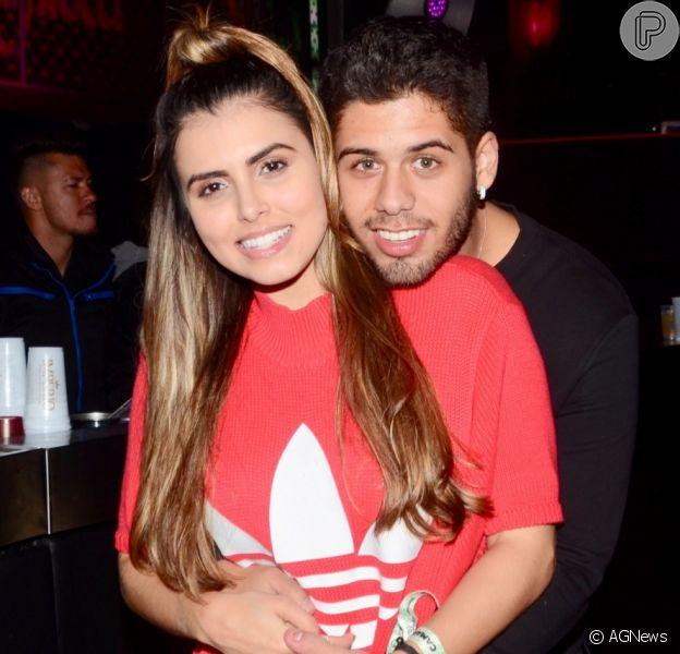 Ex de Zé Felipe, Isabella Arantes revela traições por parte do sertanejo no relacionamento