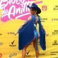 Anitta falou pela primeira vez sobre o romance com o filho do presidente da Beija-Flor