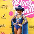 Anitta abre jogo sobre relação com filho de presidente da Beija-Flor: 'Não tem rótulo'