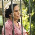 Final da novela 'Éramos Seis', Lola (Gloria Pires) vai morar em pensionato antes de casar com Afonso (Cássio Gabus Mendes)