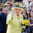 Rainha Elizabeth II, aos 93 anos, preferiu deixar o Palácio de Buckingham