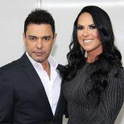 Zezé Di Camargo cancela shows e Graciele Lacerda lamenta: 'Contas não param'