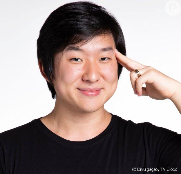 Filho de Pyong, do 'BBB20', Jake Lee completa 1 mês de vida