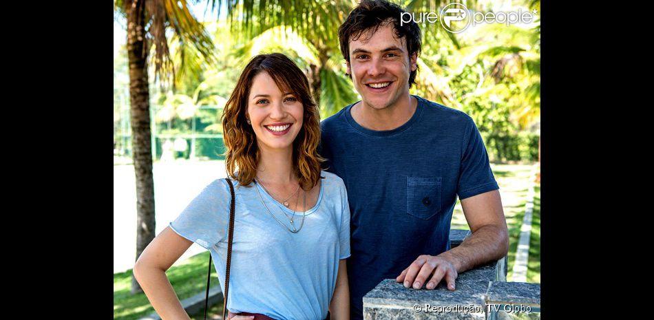 Sergio Guizé nega namoro com Nathalia Dill e elogia trabalho com a atriz: 'Maravilhoso', comentou o ator em entrevista ao site da novela 'Alto Astral', nesta sexta-feira, 24 de outubro de 2014