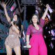 Simone e Simaria  seguem com agenda de shows suspensa