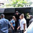 Petrix Barbosa prestou depoimento no Rio de Janeiro após deixar o 'BBB20'