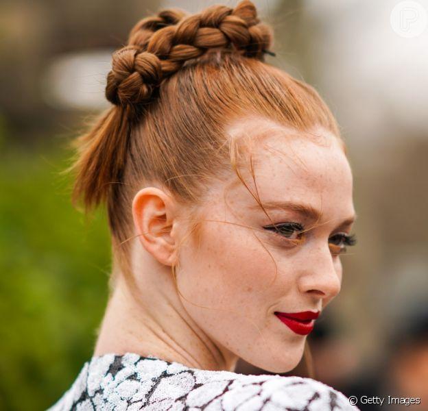 Penteado com trança: veja estilos que estão bombando no cabelo