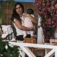 Tatá Werneck é mãe de Clara Maria, fruto do casamento com Rafael Vitti