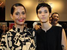 Namorada de Camila Pitanga, Beatriz Coelho mostra atriz na cozinha: 'Alquimia'