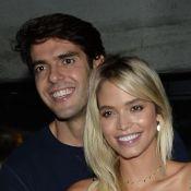 Grávida, Carol Dias revela sexo do terceiro filho de Kaká: 'É uma menina!'