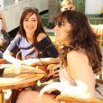 Adriana Birolli conta que manteve a amizade com Josie Pessoa após o fim de 'Fina Estampa'