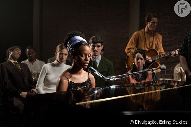 'Nina' traz a história da cantora Nina Simone, referência até hoje na música internacional