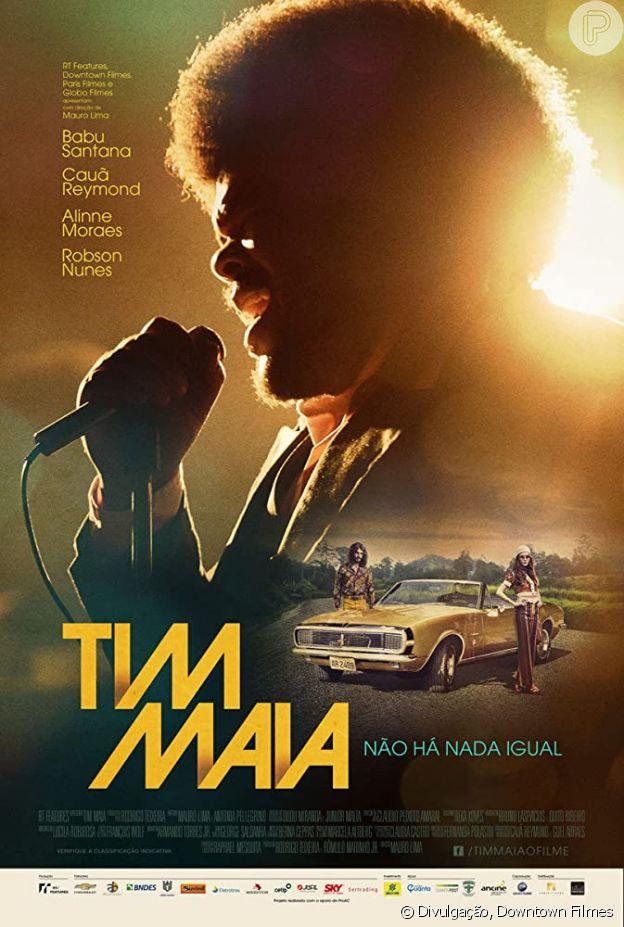 O filme 'Tim Maia - Não há Nada Igual' dá um show de música