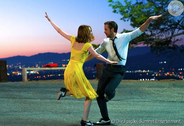 O filme 'La la land' é pura música!