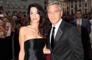 George Clooney e Amal Alamuddin casam pela segunda vez em evento na Inglaterra