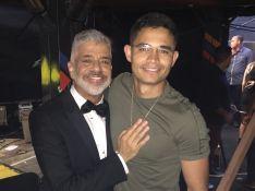 Marido posta foto agarradinho a Lulu Santos em aniversário: 'Vida mais colorida'