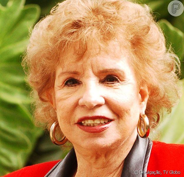 Atriz Daisy Lúcidi morreu aos 90 anos vítima de coronavírusnesta quinta-feira, 7 de maio de 2020