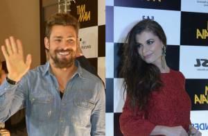 Cauã Reymond e Alinne Moraes roubam a cena em pré-estreia do filme 'Tim Maia'