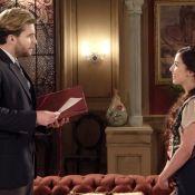'Lado a Lado': No último capítulo, Edgar faz homenagem surpresa para Laura
