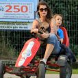Educação do filho de Alinne Moraes é prioridade para atriz