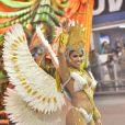 Munik Nunes foi destaque no carnaval da Colorado do Brás
