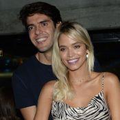 Carol Dias relata sangramento na gravidez e aponta emagrecimento: 'Tive medo'