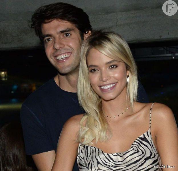 Mulher de Kaká, Carol Dias relata perda de peso na gravidez após sangramento