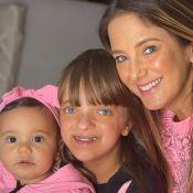 Xuxa se derrete com vídeo de filha caçula de Ticiane Pinheiro gargalhando. Veja!