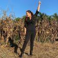 Irmã de Maraisa, Maiara exibiu corpo mais magro em foto na web