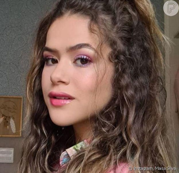 Maisa Silva fala palavrão após completar 18 anos