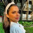 Ex-BBB Emilly Araújo surpreendeu ao aparecer em foto com cabelo loiro
