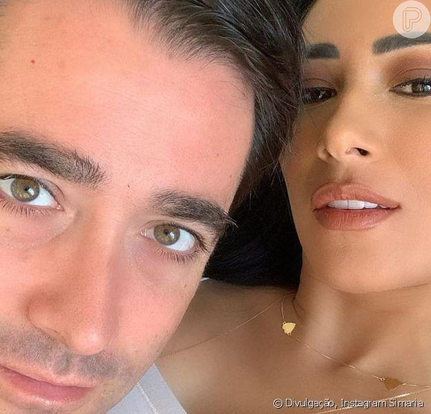 Simaria abriu o jogo sobre sua vida sexual com o marido nesta quarentena