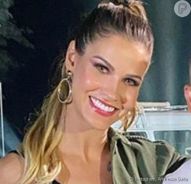 Andressa Suita revela procedimentos estéticos