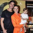 Isis Valverde é casada com modelo André Resende, com quem tem um filho